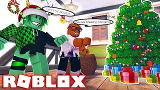 DR. SUESS' THE GRINCH MOVIE IN ROBLOX (How The Grinch Stole Christmas)