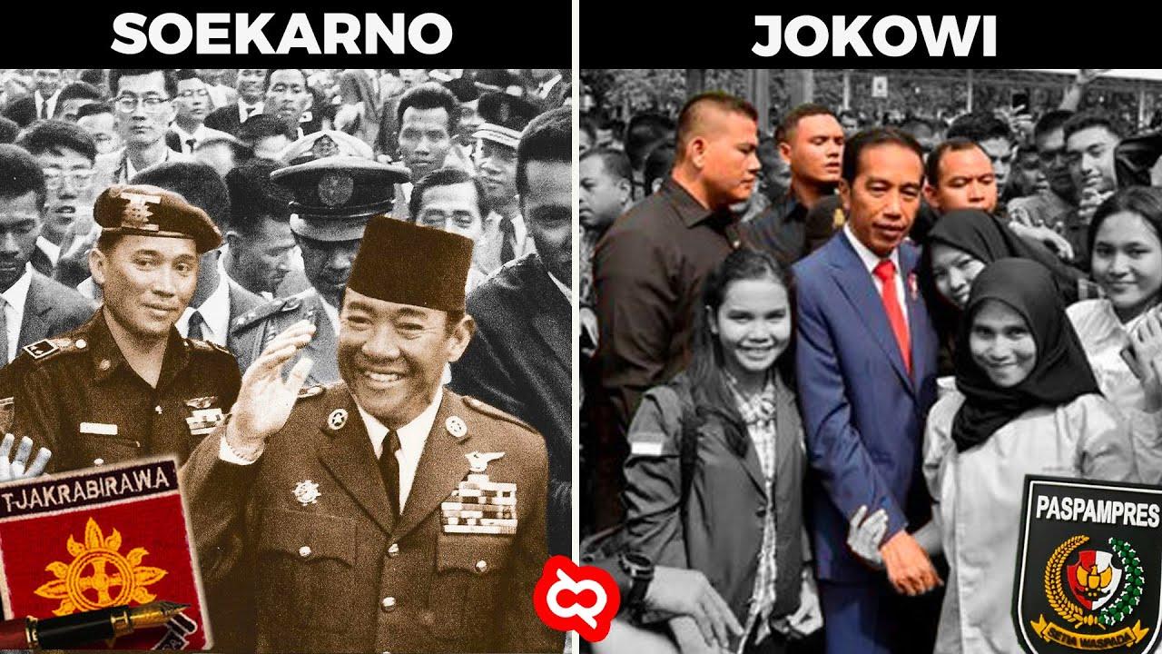 Menelusuri Awal Mula 'PASPAMPRES' Pengawal Presiden Indonesia Mulai Dari Soekarno Hingga Jokowi