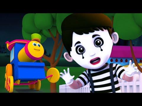 Bob Train  Halloween Lagu Dalam Bahasa Inggris  Lagu Prasekolah Bob Train Halloween Song In English