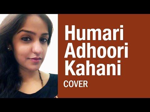 Humari Adhoori Kahani | Title Track | Asees Kaur | Acapella