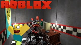 Scappiamo dal Fredbear Family Diner su Roblox! - Five CRAFTS At Freddy's #2