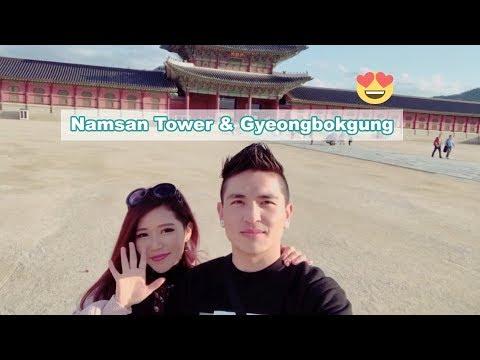 Namsan Seoul Tower (남산서울타워) Hello Kitty Island (Musical Vlog) 🎵