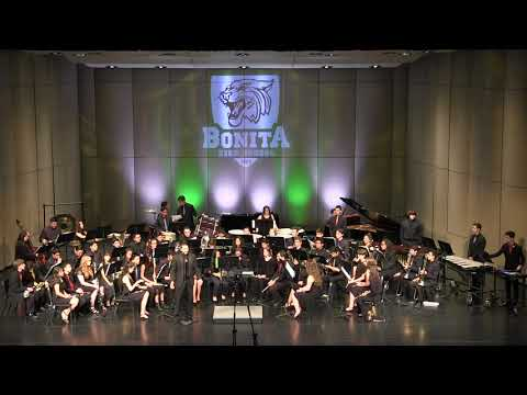 Bonita High School Wind Ensemble 2020 Festival Preview Concert