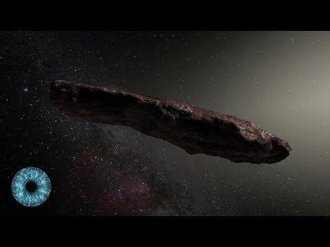 Aliens haben die Erde entdeckt - Das legt eine neue Studie zu Oumuamua nah Clixoom Science & Fiction