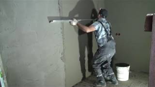 видео Церезит СТ 29 / Ceresit CT 29 штукатурка и ремонтная шпаклёвка (25 кг)