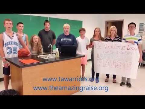 Tidewater Academy's Amazing Raise 2015