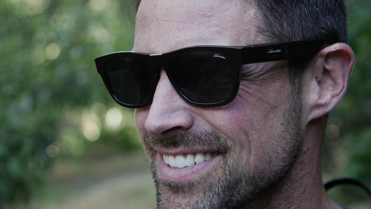 Head Gesture Control Sunglasses video thumbnail