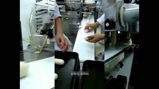 Center Filled Bread Making Machine Production Line