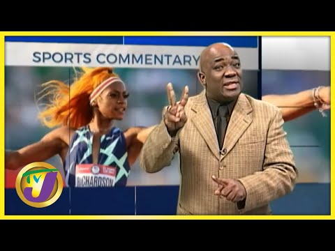 Sha'carri Richardson   TVJ Sports Commentary