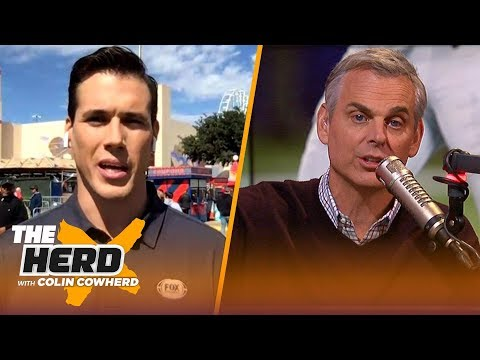 Brady Quinn Details Notre Dame's Success With Brian Kelly, Talks Red River Showdown   CFB   THE HERD