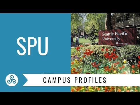 Seattle Pacific University - campus visit with American College Strategies