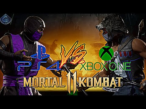 Mortal Kombat 11 Online - INTENSE KROSSPLAY MATCHES!