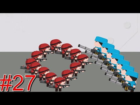 Clone Armies - Gameplay Walkthrough Part 27 - Reaper VS Giant Fight Arena (iOS, Android)