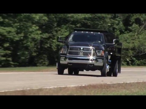 Dodge Ram 5500 Dumptruck Youtube
