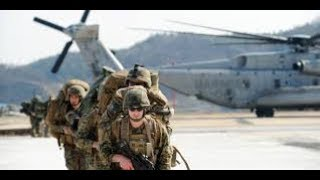 U.S. and South Korea exercise could spark WW3