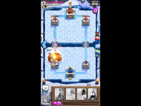 Clash Royale: brussel sprouts