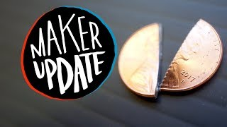 Fake Gold & Overwatch Animatronics [Maker Update #48]
