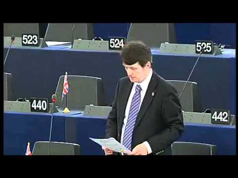 A European Arrest Warrant for a crime that hasn't happened - Gerard Batten MEP