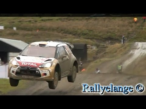 WRC - RAC Wales Rally GB 2013 [HD]