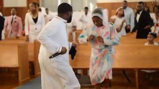 Pentecost Sunday 2016 Praise Break - The Remnant Church of Power