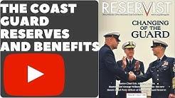 COAST GUARD RESERVES AND BENEFITS VLOG 089