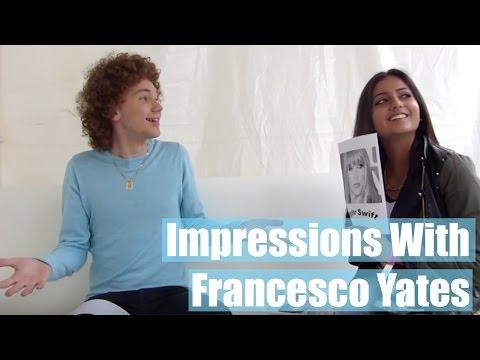 Francesco Yates Plays Impressions