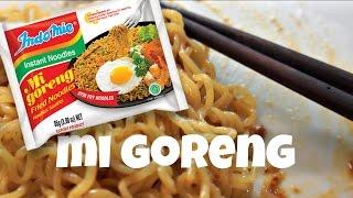 Mi Goreng Instant Noodle Taste Test