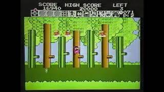 Comercial do jogo Ninja Hattori-kun para Famicom (NES)!