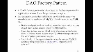 Java EE Programming - Lecture 2