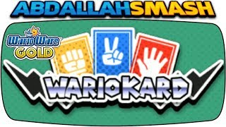 Playing Wario Kard & Collecting ALL RARE CARDS in WarioWare Gold! 🔴LIVE!