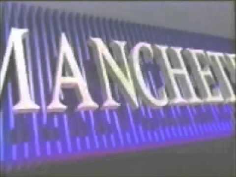 Vinheta: Jornal da Manchete (1990)