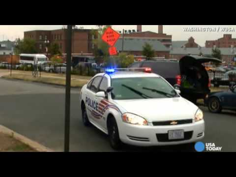 Elite tactical police units were ordered to stand down while massacre took place at D.C. Navy Yard