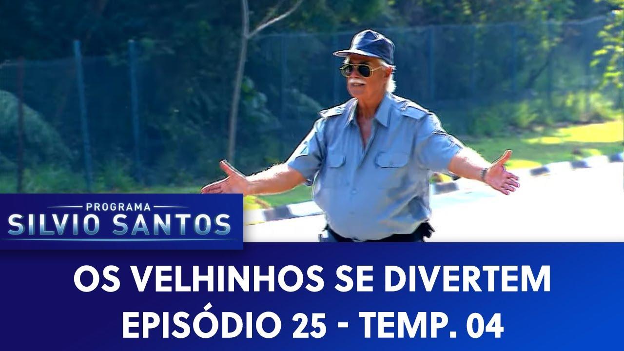 Os Velhinhos Se Divertem S04E25 | Câmeras Escondidas (06/08/21)