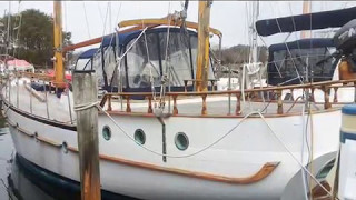 1982 Island Trader 51 *SOLD* in Solomon's Island Maryland - My Way