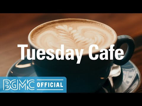 Tuesday Cafe: Chill Romantic Accordion Music - Smooth Jazz for Strolling, Relax and Read