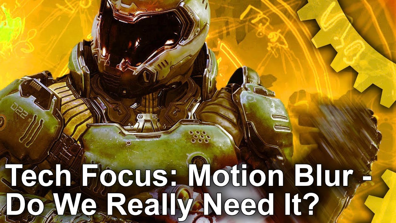 Tech Focus - Motion Blur: Is It Good For Gaming Graphics?