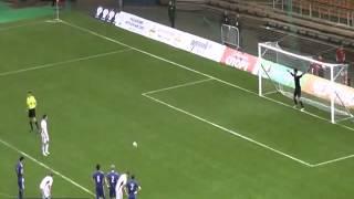 Футбол: Кыргызстан 1:1 (5:3) Латвия