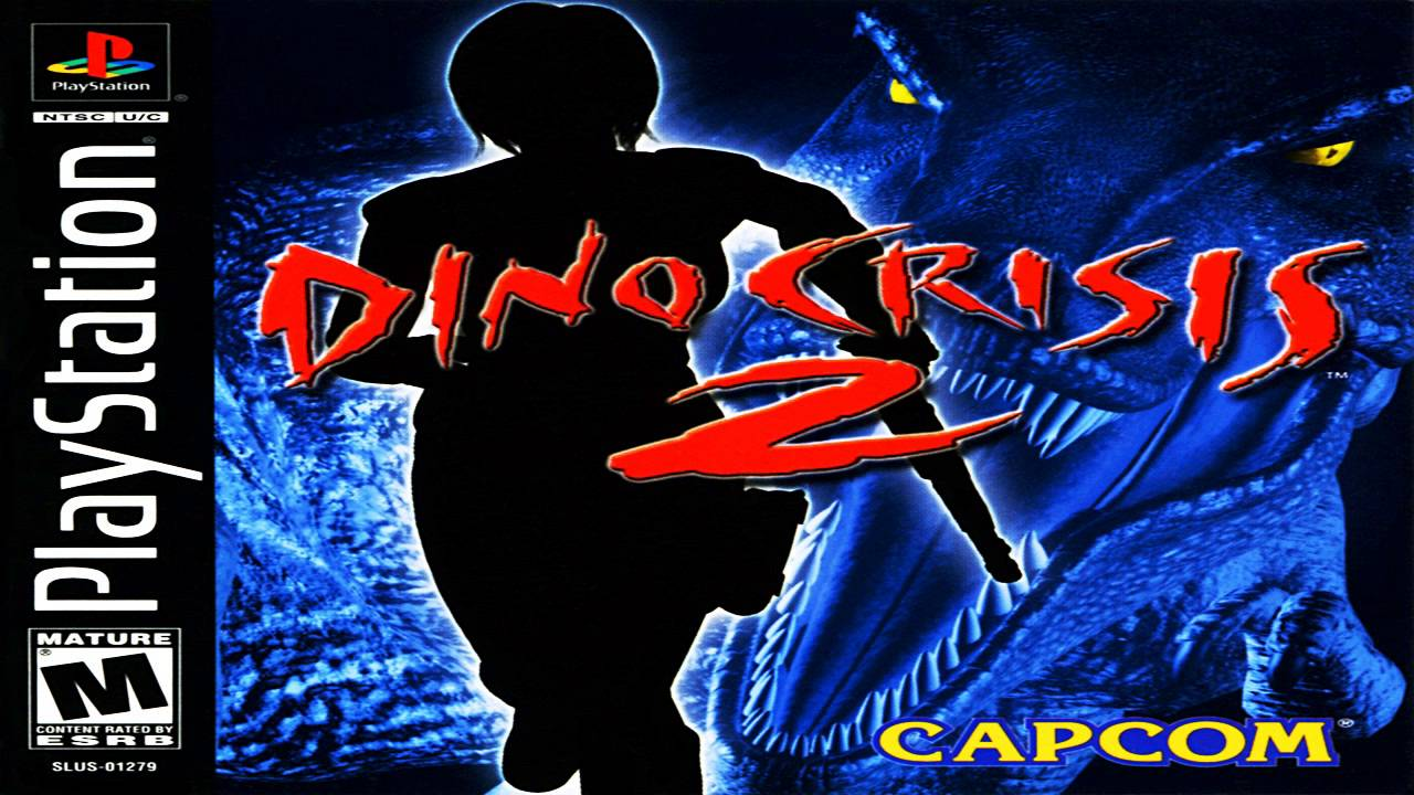 Dino Crisis 2 (PS1) OST - A Living Sub [Extended] [HQ]
