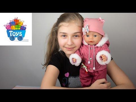 Одежда для куклы беби бон. Baby Born Doll.