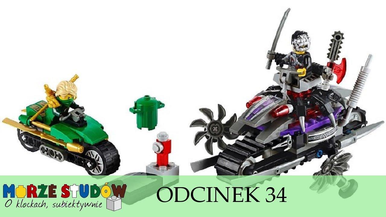 Lego Ninjago 2014 Reaktywacja Serii Morze Studów 34 Youtube