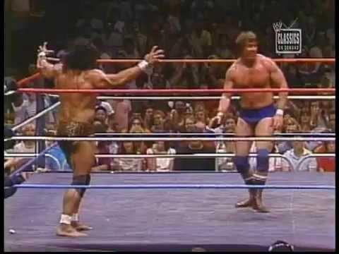 Superfly Jimmy Snuka vs. Roddy Piper-1984