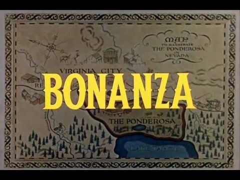 Bonanza Opening Credits - Season 1.1