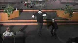 Gospel Mime Dance, Psalms 150 J Moss