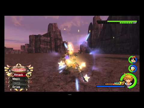 [KH 2.5] Kingdom Hearts 2 - Lingering Will . . . the easy way.
