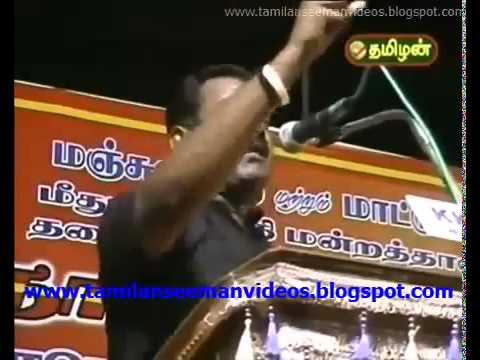 Tamils should learn about Kattabomman , Puli Thevan and not Ajith : Seeman speech