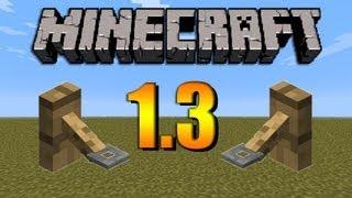 Gancho de armadilha (Tripwire Hook) - Minecraft 1.3.1