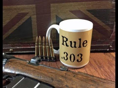Breaker Morant Rule .303-Military court martial.