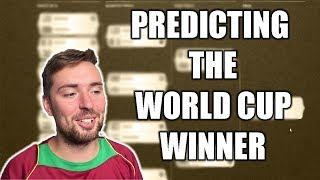 PREDICTING THE WORLD CUP WINNER