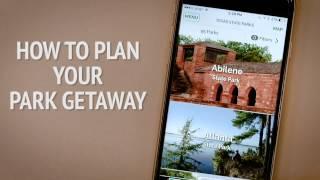 Video How to Plan Your Park Getaway - Download the Free Mobile App download MP3, 3GP, MP4, WEBM, AVI, FLV Oktober 2018