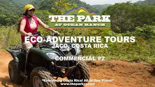 Adventure Tours Jaco Costa Rica | Ocean Ranch Park  - Commercial #2